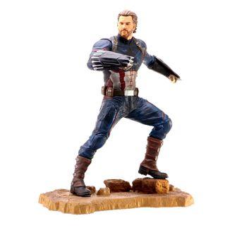 Figura Capitan America Vengadores Infinity War Marvel Gallery