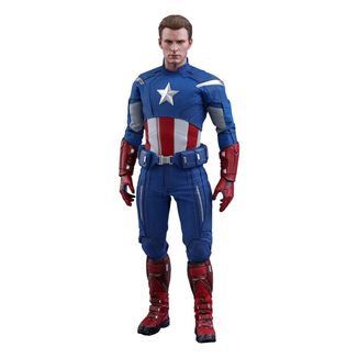 Captain America 2012 Version Figure Vengadores Endgame Marvel Comics Movie Masterpiece