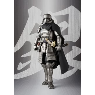 Captain Phasma Figure Star Wars Meisho Movie Realization Ashigaru Taisho
