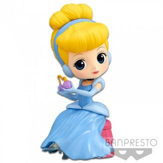 Figura Cenicienta Disney Q Posket Perfumagic