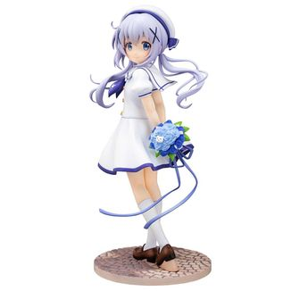 Figura Chino Summer Uniform Is the Order a Rabbit