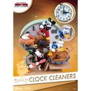 Figura Clock Cleaners Mickey Mouse Disney D-Stage