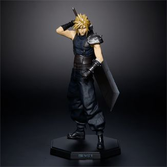 Cloud Strife Figure Final Fantasy VII Remake