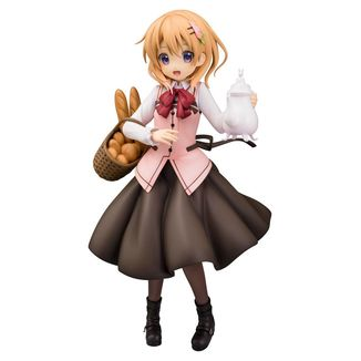 Cocoa Cafe Style Figure Is the Order a Rabbit