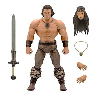 Figura Conan el Barbaro Ultimates Iconic Movie Pose