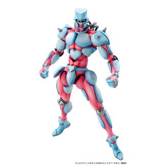 Figura Crazy Diamond Jojo's Bizarre Adventure Super Action Chozokado