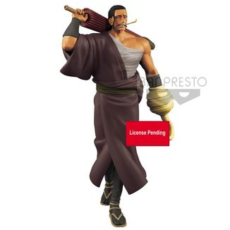 Figura Crocodile One Piece Treasure Cruise World Journey