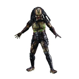 Crucified Predator Previews Exclusive Figure Predators