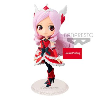 Cure Passion Figure Fresh Pretty Cure Q-Posket