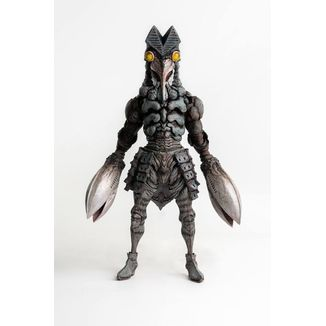 Dark Baltan by Ryu Oyama Figure Ultraman Zero The Chronicle