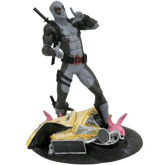 Figura Deadpool Taco Truck X-Force SDCC 2019 Exclusive Marvel Gallery
