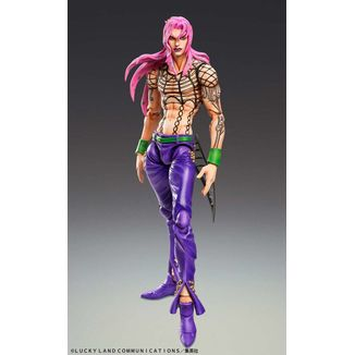 Diavolo Figure Jojo's Bizarre Adventure Super Action Chozokado