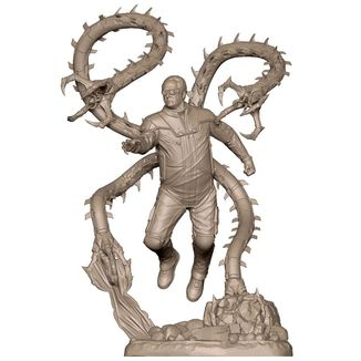 Figura Doctor Octopus Marvel's Spider-Man Marvel Gamerverse