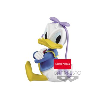 Figura Donald Version B Disney Fluffy Puffy