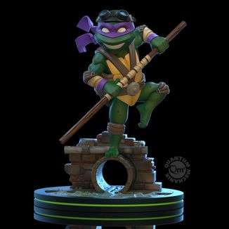 Figura Donatello Tortugas Ninja Q Fig
