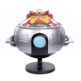 Figura Dr Eggman Sonic the Hedgehog BOOM8