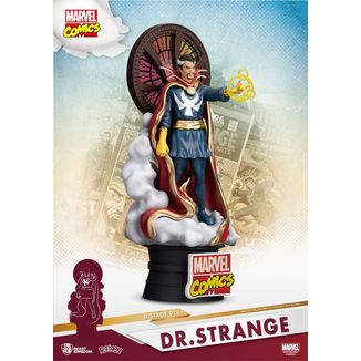 Dr Strange Figure D-Stage Marvel Comics