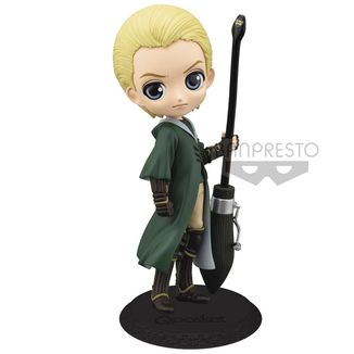 Draco Malfoy Quidditch Style Figure Harry Potter Q Posket