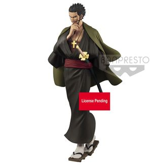 Dracule Mihawk Figure One Piece Treasure Cruise World Journey