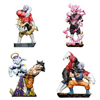 Figura Dragon Ball Super Dracap Re Birth Super Revival Set