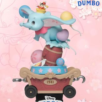 Dumbo Cherry Blossom Figure Disney D-Stage