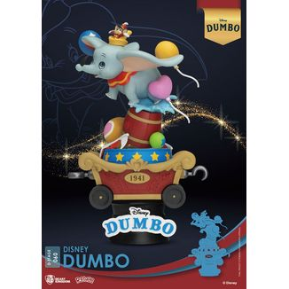 Dumbo Figure Disney Classic Animation Series D-Stage