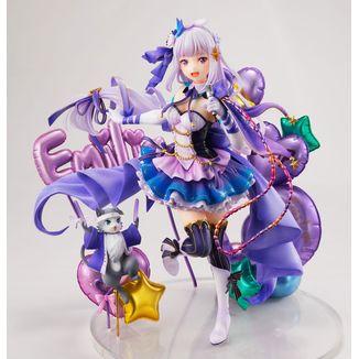 Emilia Idol Figure Re:Zero