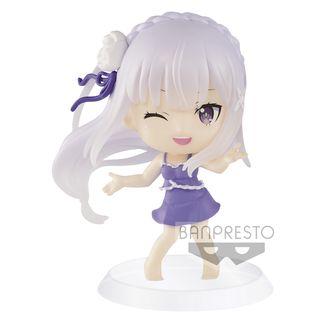 Figura Emilia Re:Zero Chibikyun Character