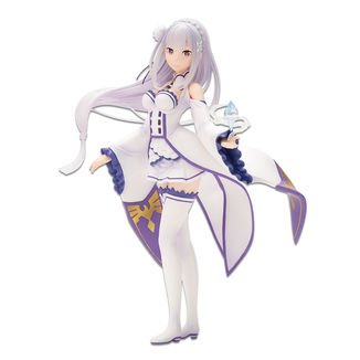 Emilia Figure Re:Zero Ichibansho Story Is To Be Continued