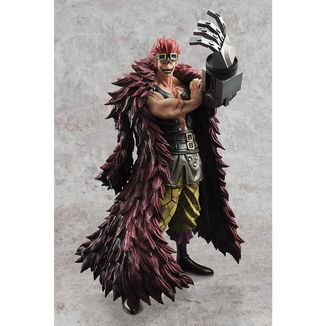 Eustass Captain Kid Limited Edition Figure One Piece Excellent Model P.O.P.