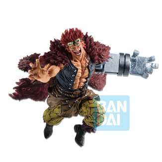 Figura Eustass Kid One Piece Dynamism Of Ha Ichibansho
