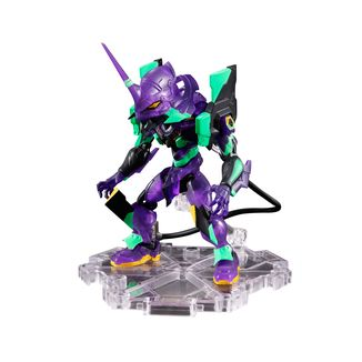 Figura EVA-01 Test Type Night Combat Evangelion NXEDGE Style