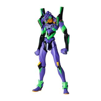 Figura EVA Unit 01 New Packaging Evangelion Revoltech EV-001S
