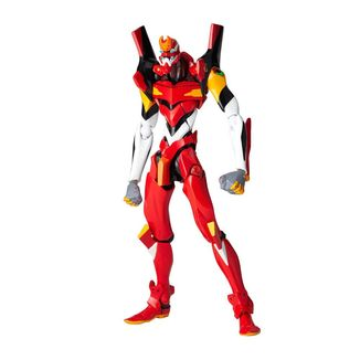 Figura EVA Unit 02 New Packaging Evangelion Revoltech EV-005S