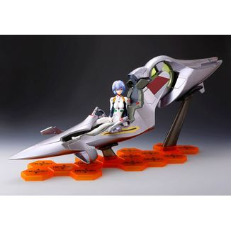 Figura Evangelion Entry Plug Interior Rei AmiAmi EX Neon Genesis Evangelion