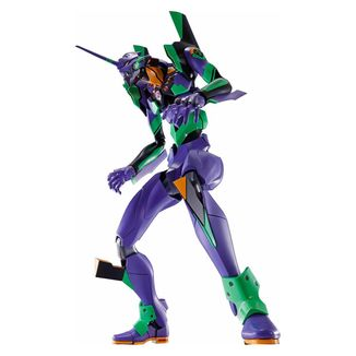 Evangelion Test Type 01 Figure Rebuild of Evangelion DYNACTION