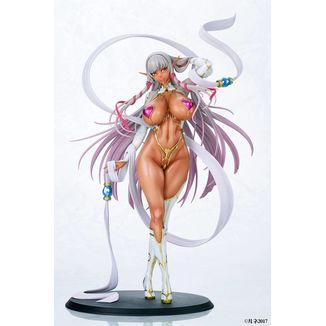 Figura Evelyn Celebrian White Version Youkoso Sukebe Elf no Mori e