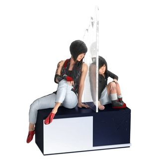 Faith Figure Mirror's Edge Catalyst Collector's Edition