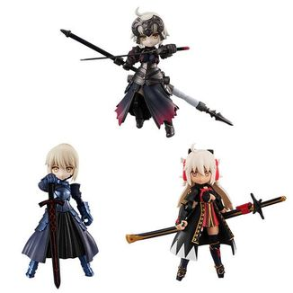 Fate Grand Order Figure Desktop Army Vol 4