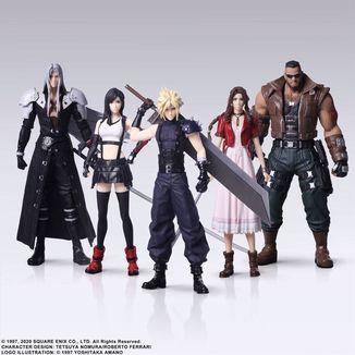 Figura Final Fantasy VII Remake Trading Arts Set