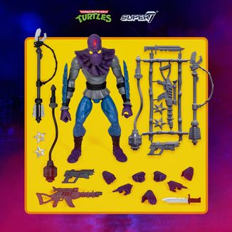 Foot Soldier Figure Teenage Mutant Ninja Turgles Ultimates