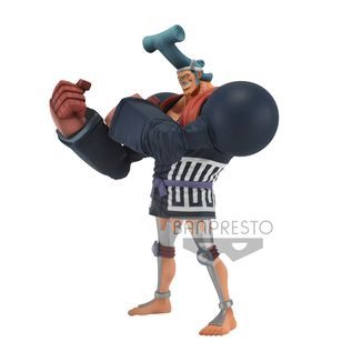 Franky Figure One Piece DXF The Grandline Men Wanokuni