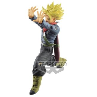 Future Trunks SSJ Galick Gun Figure Dragon Ball Super