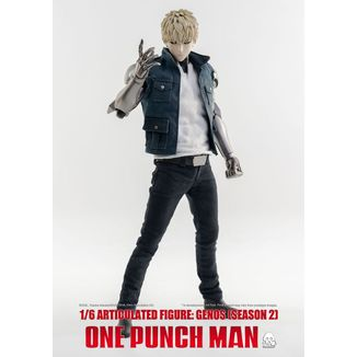 Figura Genos Season 2 Deluxe One Punch Man