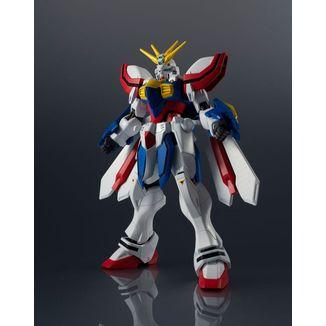 GF13-017NJ II God Gundam Figura Mobile Suit Gundam Wing Gundam Universe