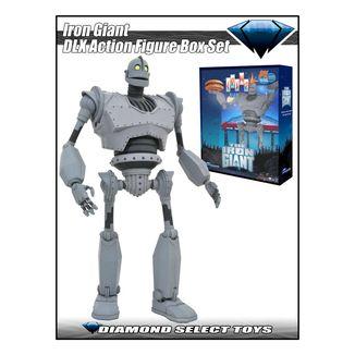 Figura Gigante de Hierro Deluxe Box SDCC 2020 Exclusive El Gigante De Hierro