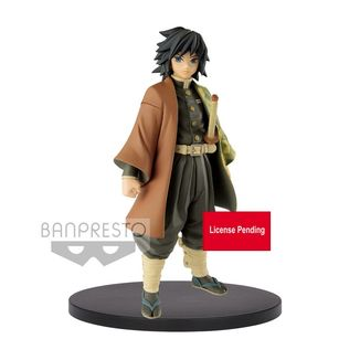 Figura Giyu Tomioka Special Color Vol 6 Demon Slayer Kimetsu no Yaiba