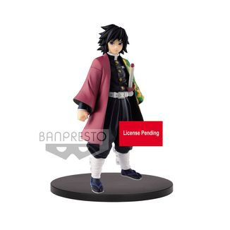 Figura Giyu Tomioka Vol 5 Demon Slayer Kimetsu no Yaiba