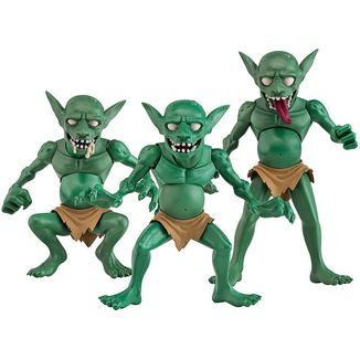 Goblin Village Figure Original Character