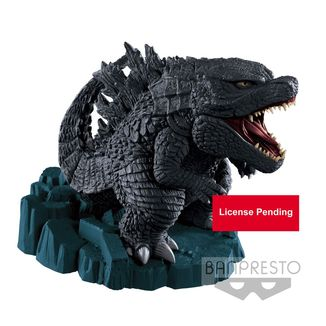 Figura Godzilla King of the Monsters Deforme